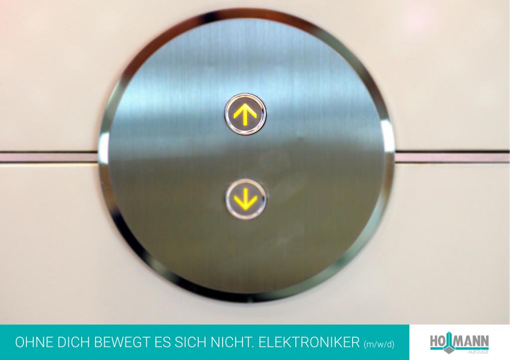 Hollmann Aufzüge Wir suchen Elektroniker